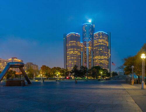 The Best Downtown Detroit Parking